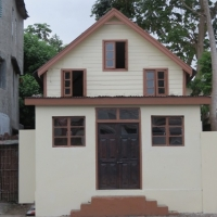 Walcott Home After Beautification